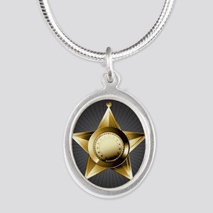 Sheriff Star Necklaces