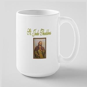 St. Jude Thaddeus Large Mug