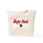 USCG Major Hunk  Tote Bag