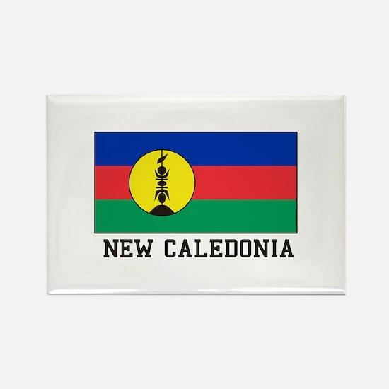 New Caledonia Magnets