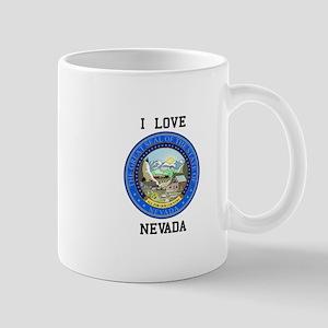 Nevada State Seal Mugs