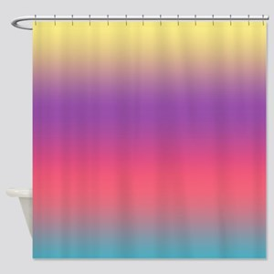 Pastel Perfection Shower Curtain