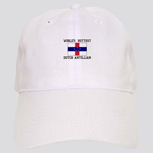 World's Hottest Ducth Antillian Baseball Cap