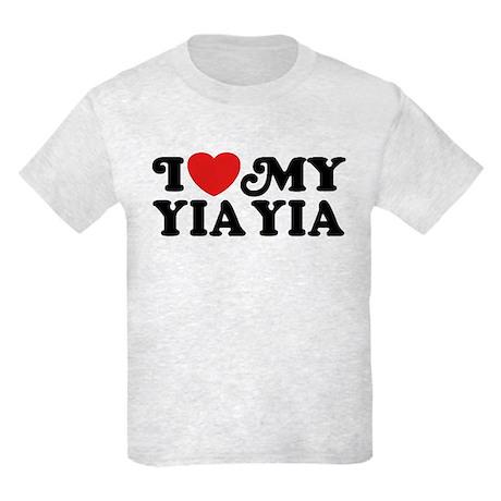54572982 CafePress I Love My Dad Kids T Shirt Kids Light T-Shirt