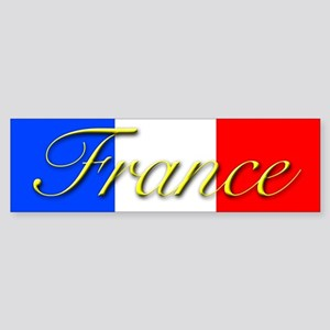 PARIS GIFT STORE Sticker (Bumper)