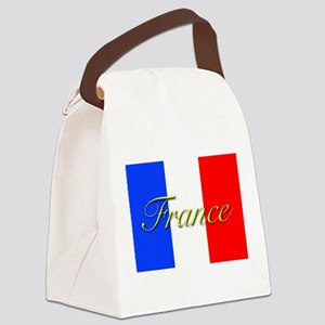 PARIS GIFT STORE Canvas Lunch Bag