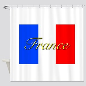 PARIS GIFT STORE Shower Curtain