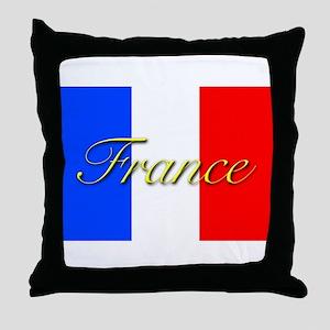 PARIS GIFT STORE Throw Pillow