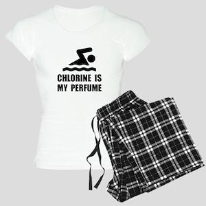 Chlorine Perfume Women's Light Pajamas