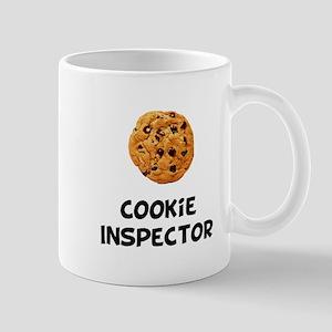 Cookie Inspector Mugs