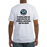 Creating Want Most Fitted T-Shirt