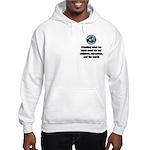 Creating Want Most Hooded Sweatshirt