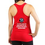 Creating Want Most Racerback Tank Top