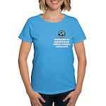 Creating Want Most Women's Dark T-Shirt