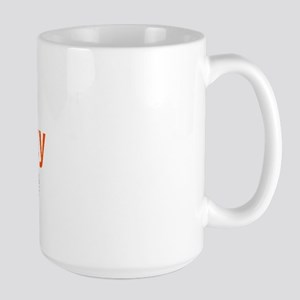State Of Humanity Large Mugs