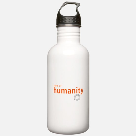 State of Humanity Water Bottle