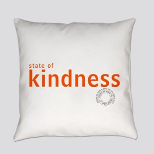 State of Kindness Everyday Pillow
