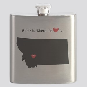 Home is Where the Heart Is Flask