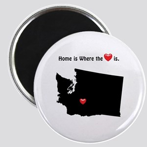 Home is Where the Heart Is Magnet