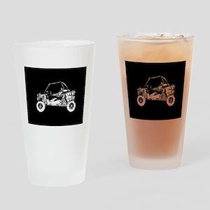 Side X Side Drinking Glass