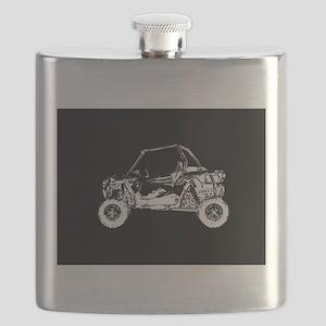 Side X Side Flask
