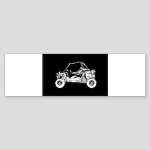Side X Side Sticker (Bumper)