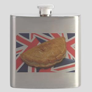 Cornish Pasty Flask