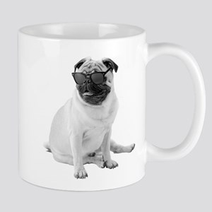 The Shady Pug Mugs