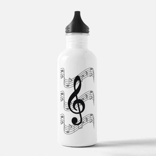 Unique Musical Water Bottle
