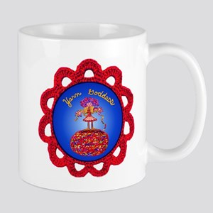 YARN GODDESS Mugs
