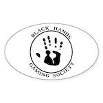 Black Hands sticker