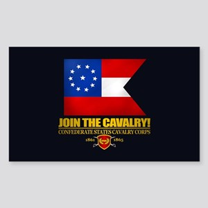 Join The Cavalry Sticker