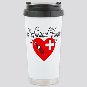 Phlebotomist - Professional Vampire Travel Mug