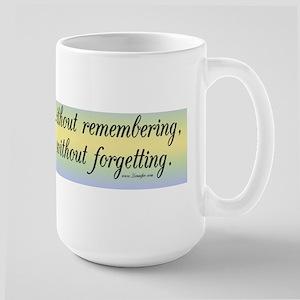 GiveWithoutRem Bumper Mugs