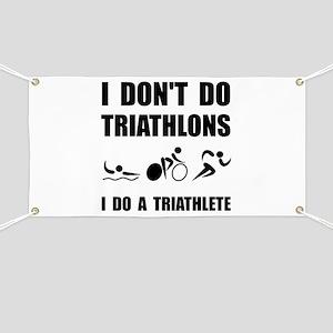 Do A Triathlete Banner