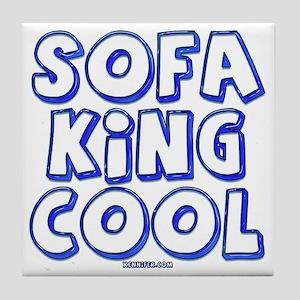 SofaKingCool 10x10 Tile Coaster