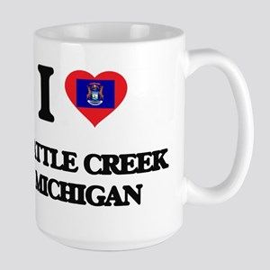 I love Battle Creek Michigan Mugs