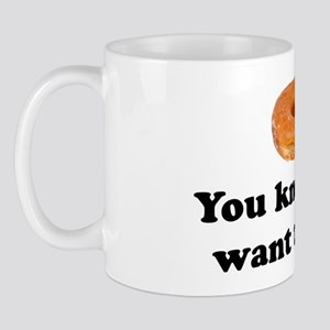 You Want the D Mug
