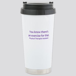 Pta Exercise For That Stainless Steel Travel Mug