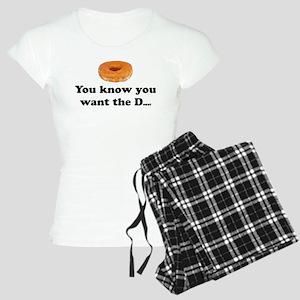 You Want the D Women's Light Pajamas