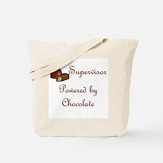 Supervisor Tote Bag