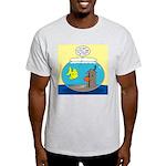 Fishbowl Outhouse Aerator Light T-Shirt