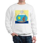 Fishbowl Outhouse Aerator Sweatshirt