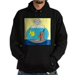 Fishbowl Outhouse Aerator Hoodie (dark)