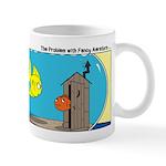 Fishbowl Outhouse Aerator Mug