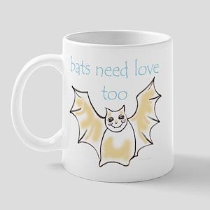 bats need love too! Mug