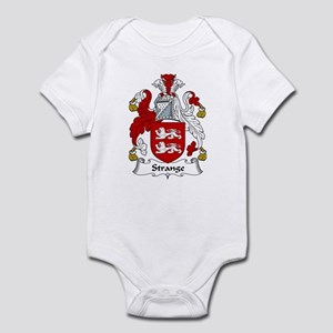Strange Family Crest Infant Bodysuit