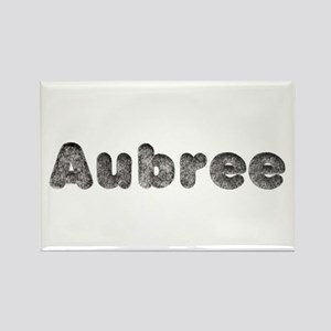 Aubree Wolf Rectangle Magnet