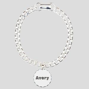 Avery Wolf Charm Bracelet