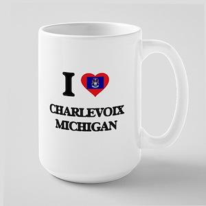 I love Charlevoix Michigan Mugs